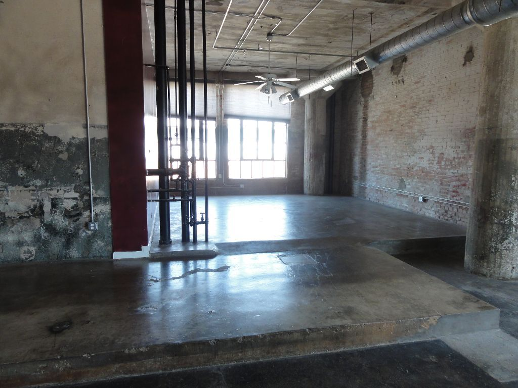 Amazing Warehouse Loft Space In The Historic Ford Factory Building In Dallas