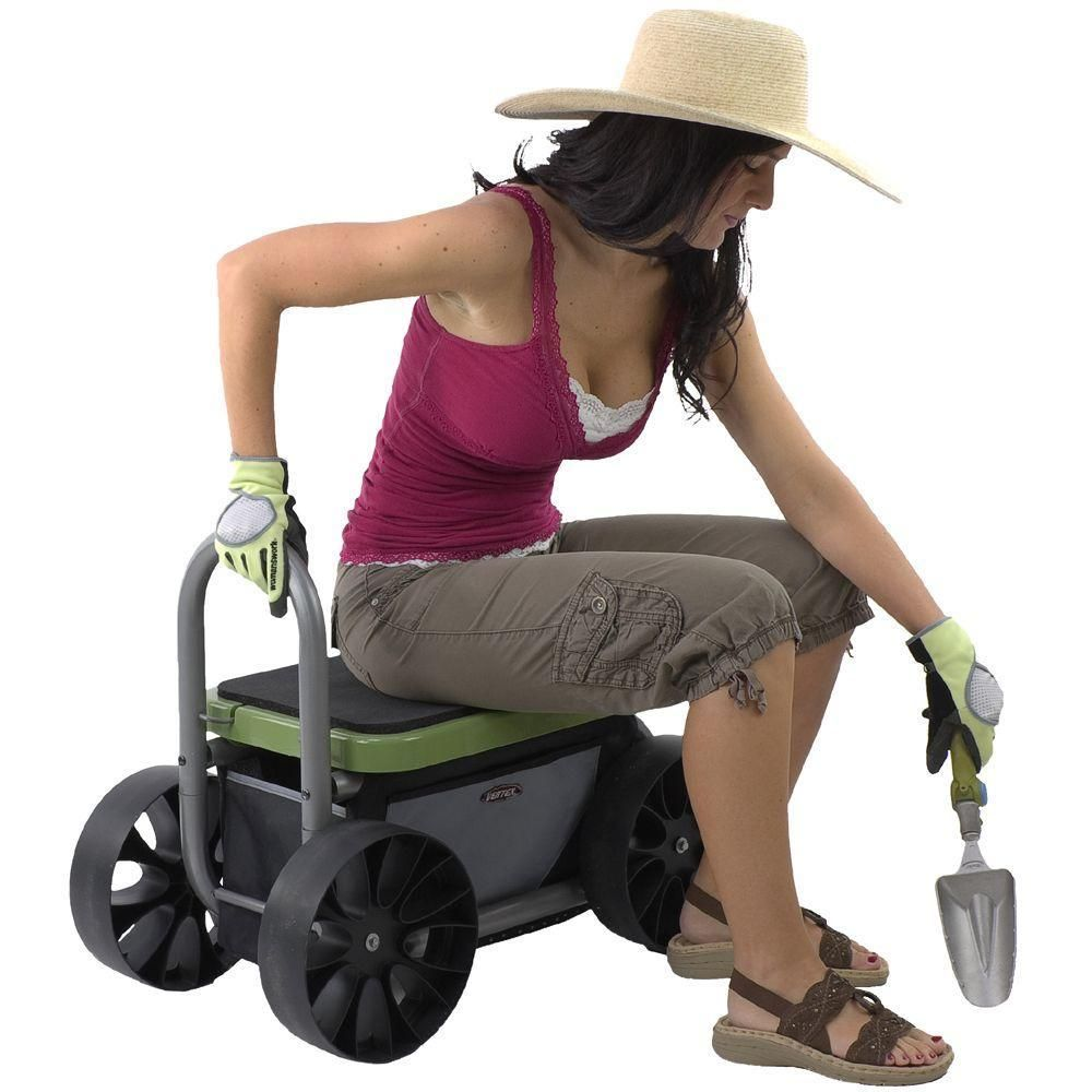 The Hottest Garden Cart Ever Made.