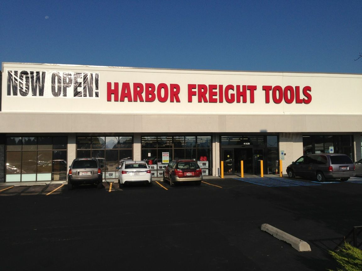 Harbor Freight Tools Store #457 Coeur d'Alene, Idaho