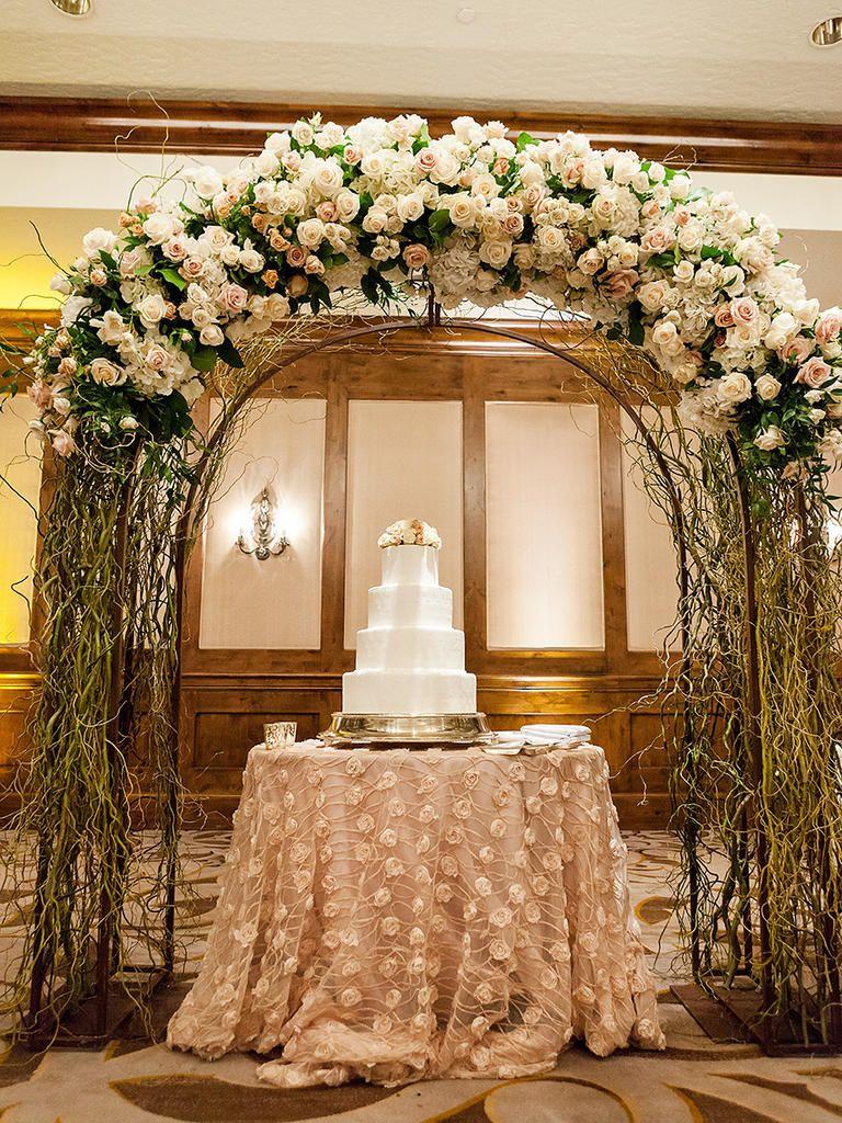 25 beautiful and creative wedding arch ideas indoor