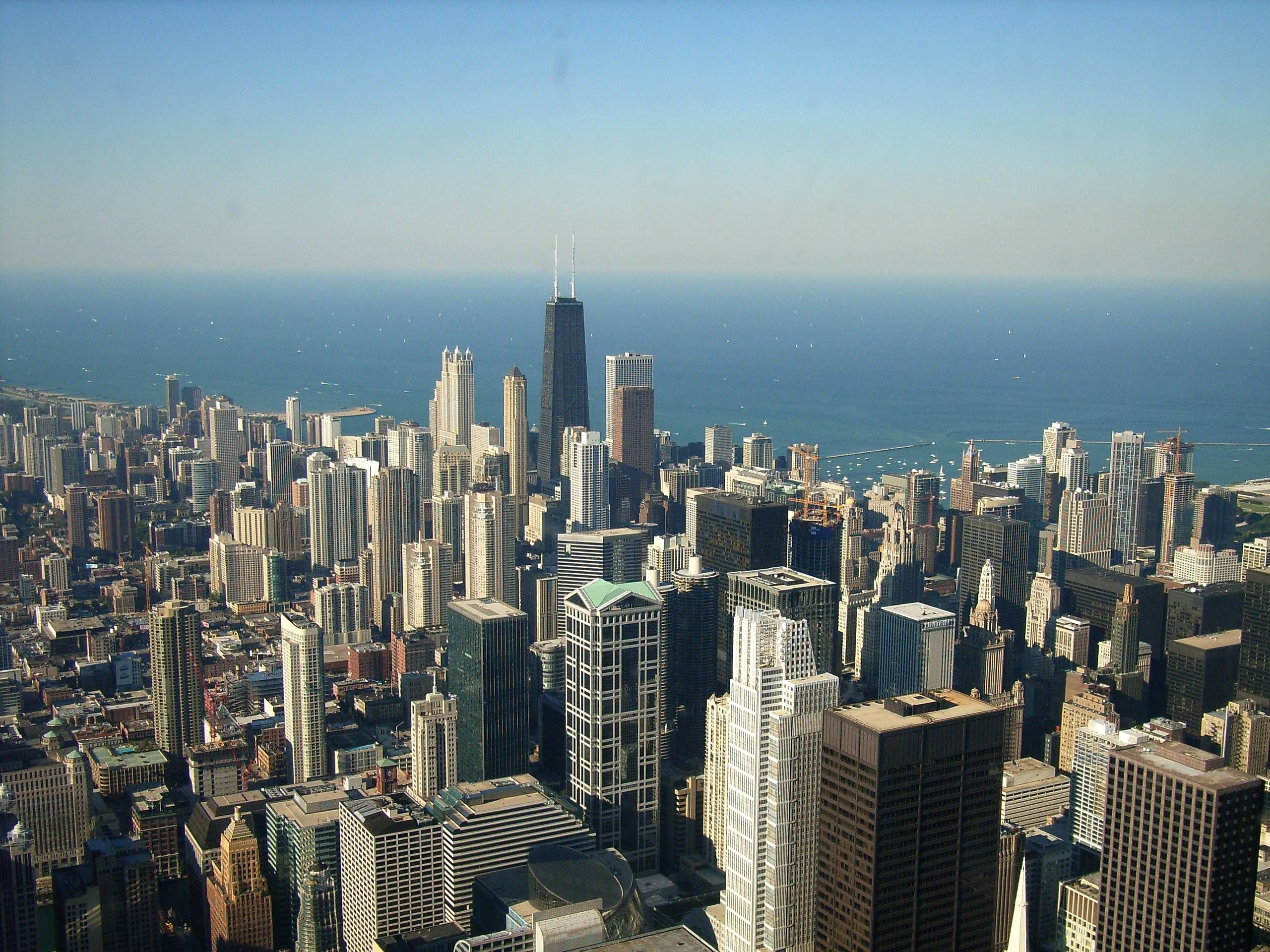 Chicago wallpaper hd hd wallpapers pinterest chicago skyline chicago wallpaper hd voltagebd Gallery