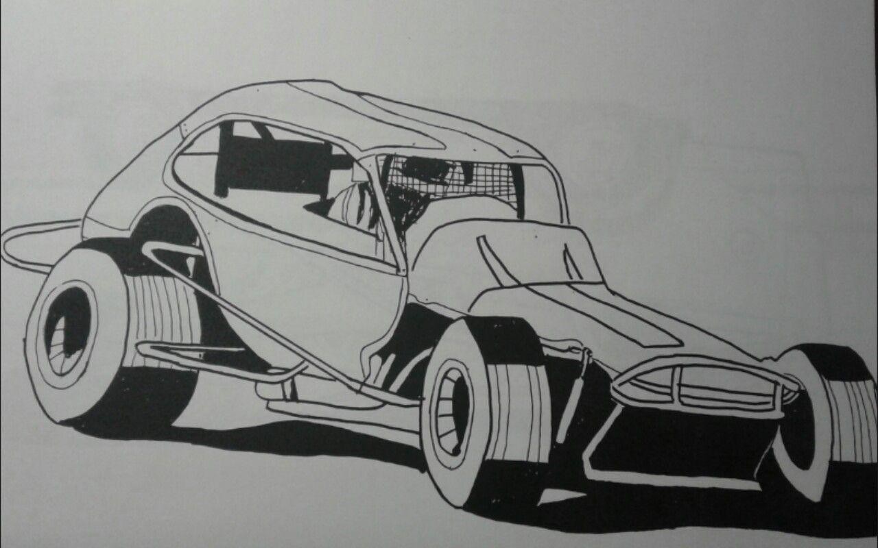 Pin on car art