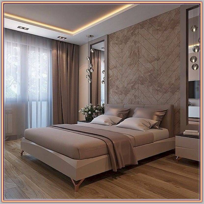 Designing Your Bedroom Made Simple With These Easy Tips Modern Interior Design Luxury Bedroom Design Modern Style Bedroom Luxurious Bedrooms Simple but luxurious bedroom photo