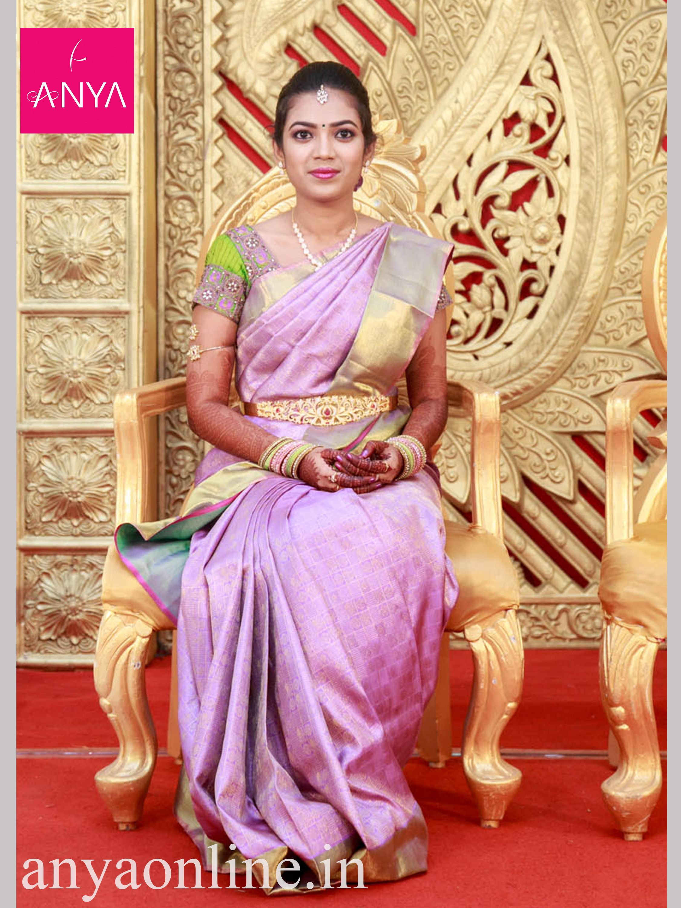 da388a2d66 Anya Boutique provides best collection of wedding dress, wedding blouses  and wedding sarees like silk saree, designer sarees in Coimbatore.