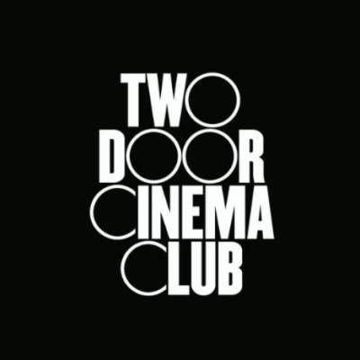Two Door Cinema Club 3 Two Door Cinema Club Club Poster Artist Logo