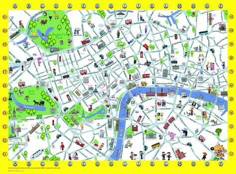 London Detailed Landmark Map London Maps Top Tourist - London city map with attractions