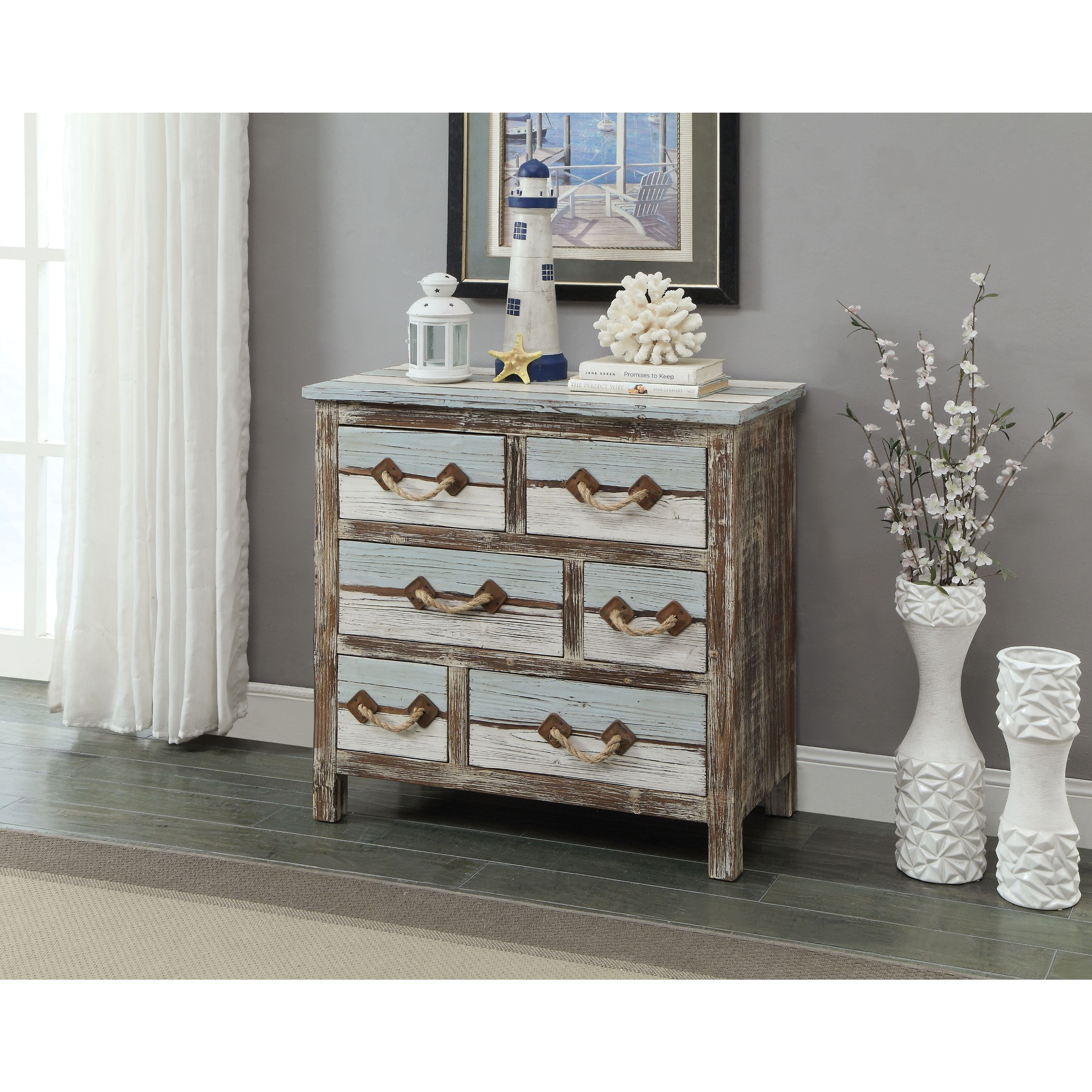 Living Room Furniture Free Shipping Six Drawer Chest Labor Cottages And Seaside Cottages