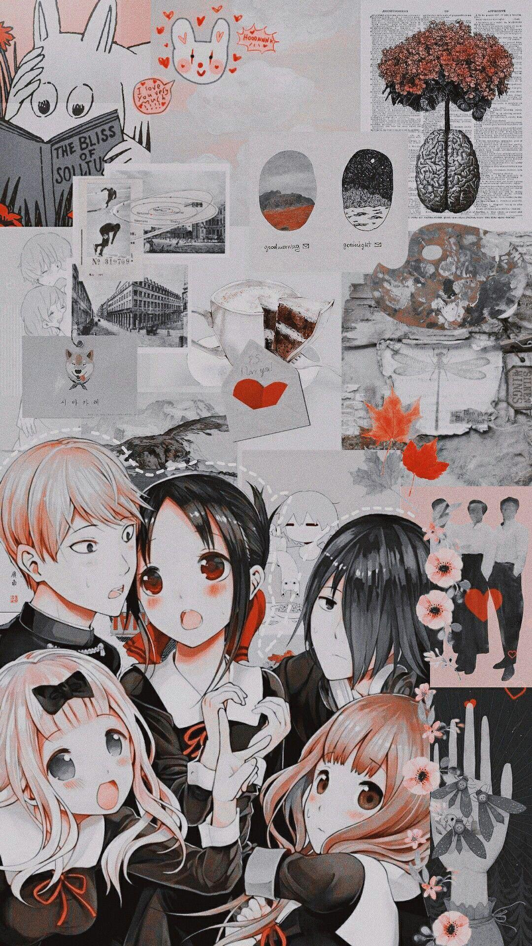 Kaguya-sama | lockscreen - Kaguya Sama Love is War