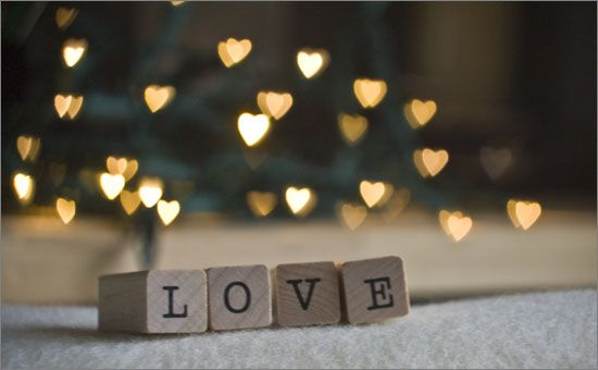 Picture This: Heart Shaped Bokeh #ShareTheLove