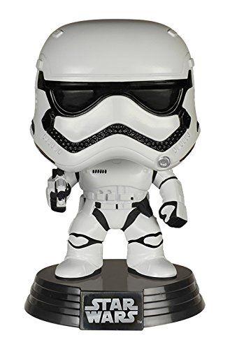 Stormtrooper 10cm FUNKO Vynl Star Wars Darth Vader