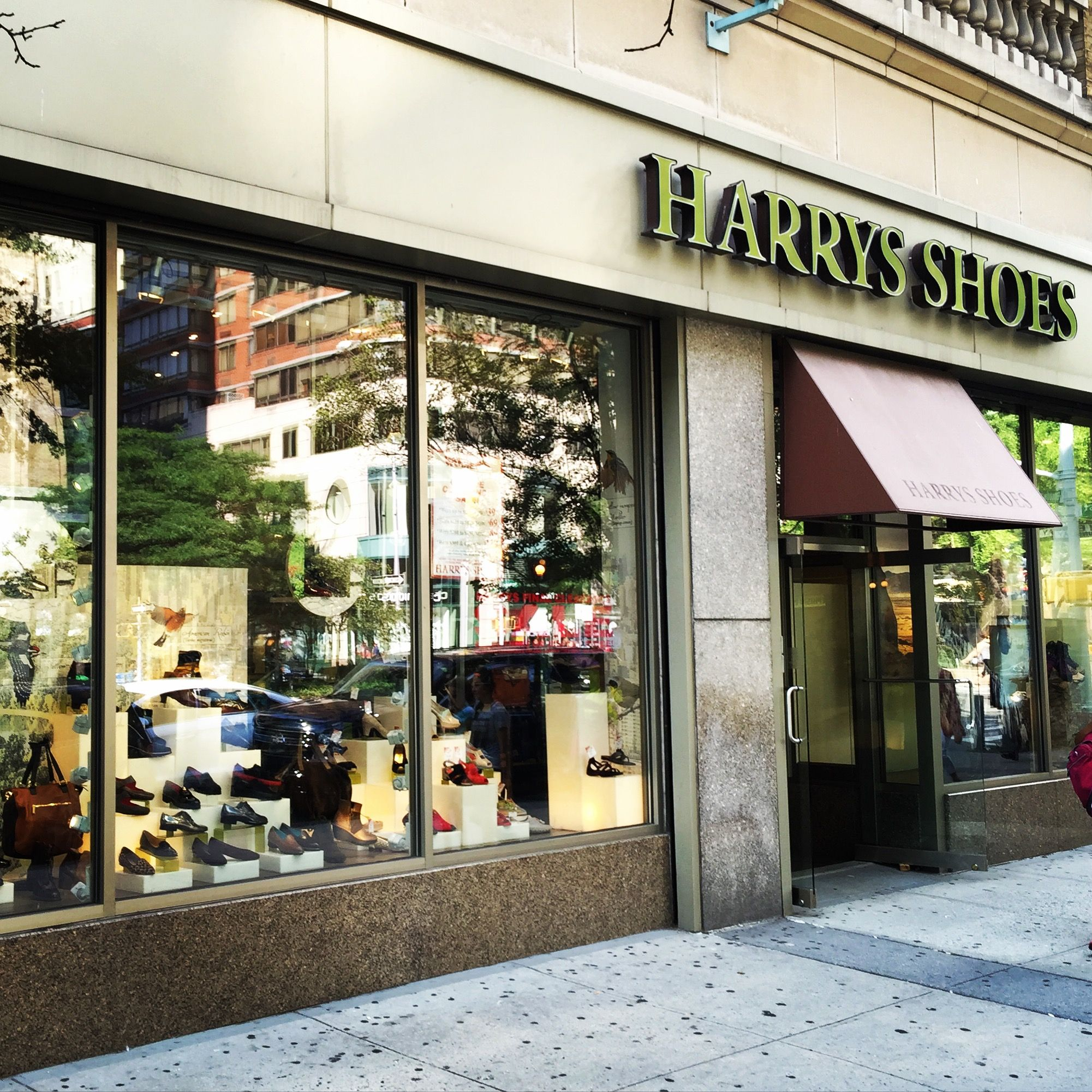 Harry's Shoes store on Upper West side now carries Italian
