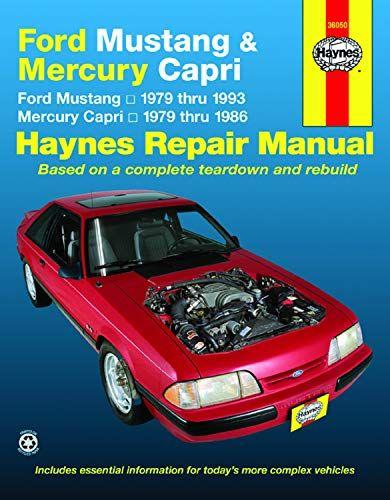 Epub Free Ford Mustang Mercury Capri 7993 Haynes Repair Manuals Pdf Download Free Epub Mobi Ebooks Mercury Capri Ford Mustang Repair Manuals