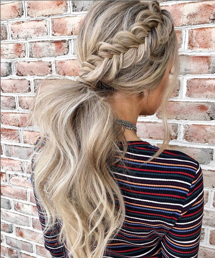 Braided Hairstyles The Top Braided Styles - SalePrice:15$