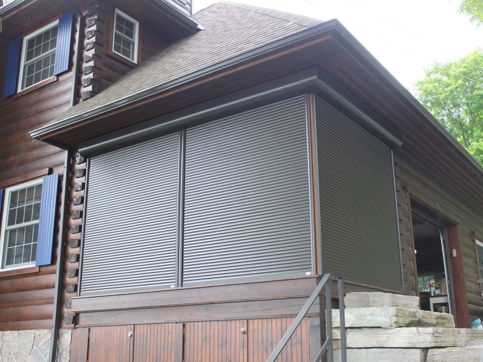 Security Roller Shutters For Windows Www Kimbel Ca