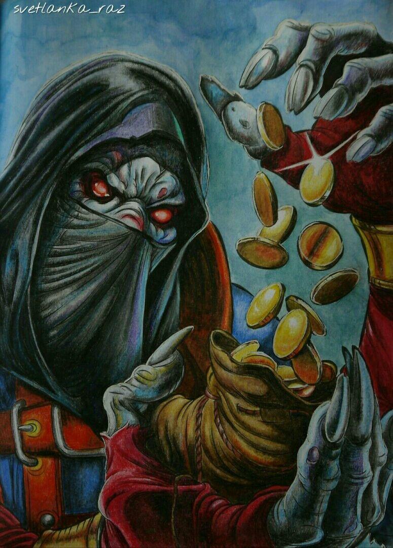 World of Warcraft coloring book | Искусство, Раскраски