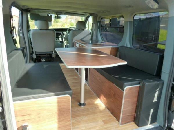 2006 renault trafic camper van diesel in weston super mare. Black Bedroom Furniture Sets. Home Design Ideas