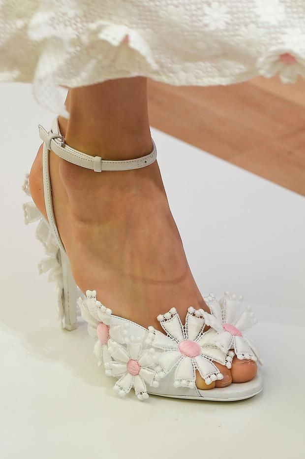 Emanuel Ungaro Spring 2016 #shoes