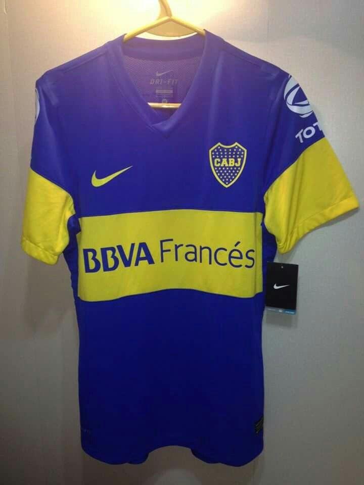 Camiseta de Boca 2012. Titular.  fb1cb67c0523b
