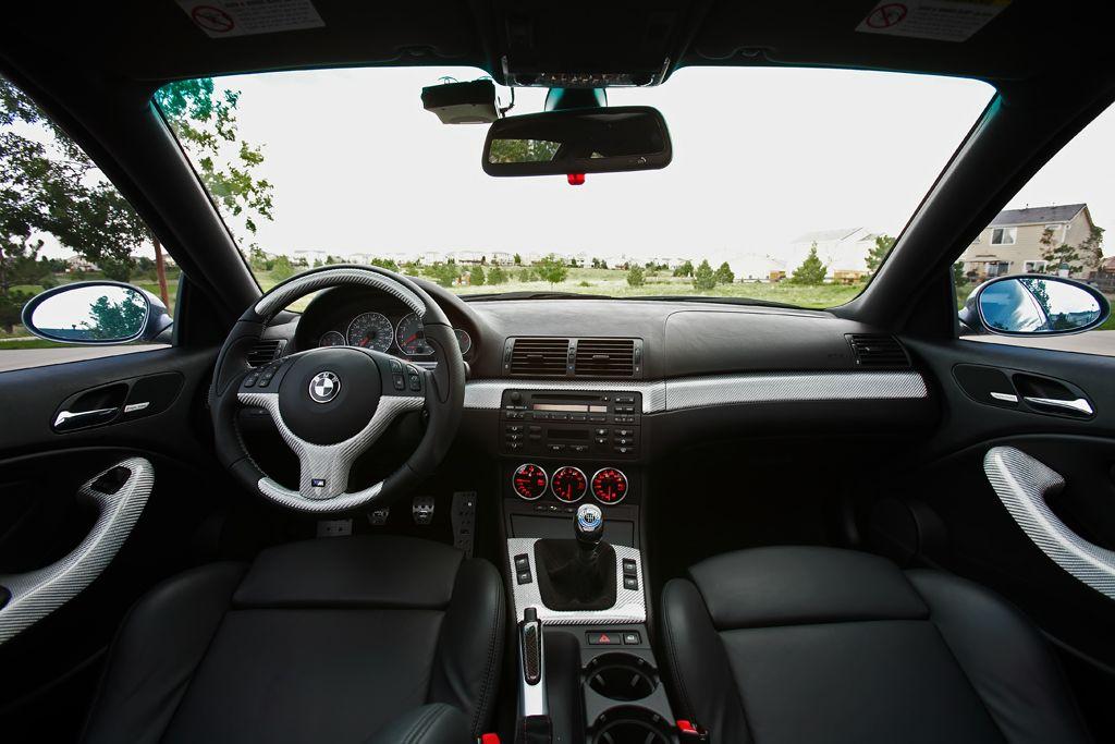 Eas Interior Trim Silver Carbon Fiber Car Features Bmw Bmw M3