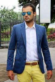 Ideas Para Combinar Blazer Azul Mezclar Blezer Moda De Hombre Mens Outfits Moda Casual Casual Outfits