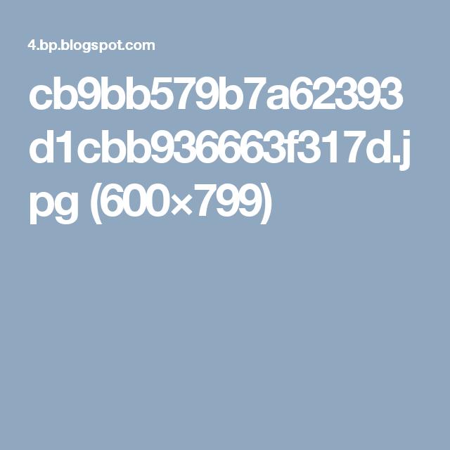 cb9bb579b7a62393d1cbb936663f317d.jpg (600×799)