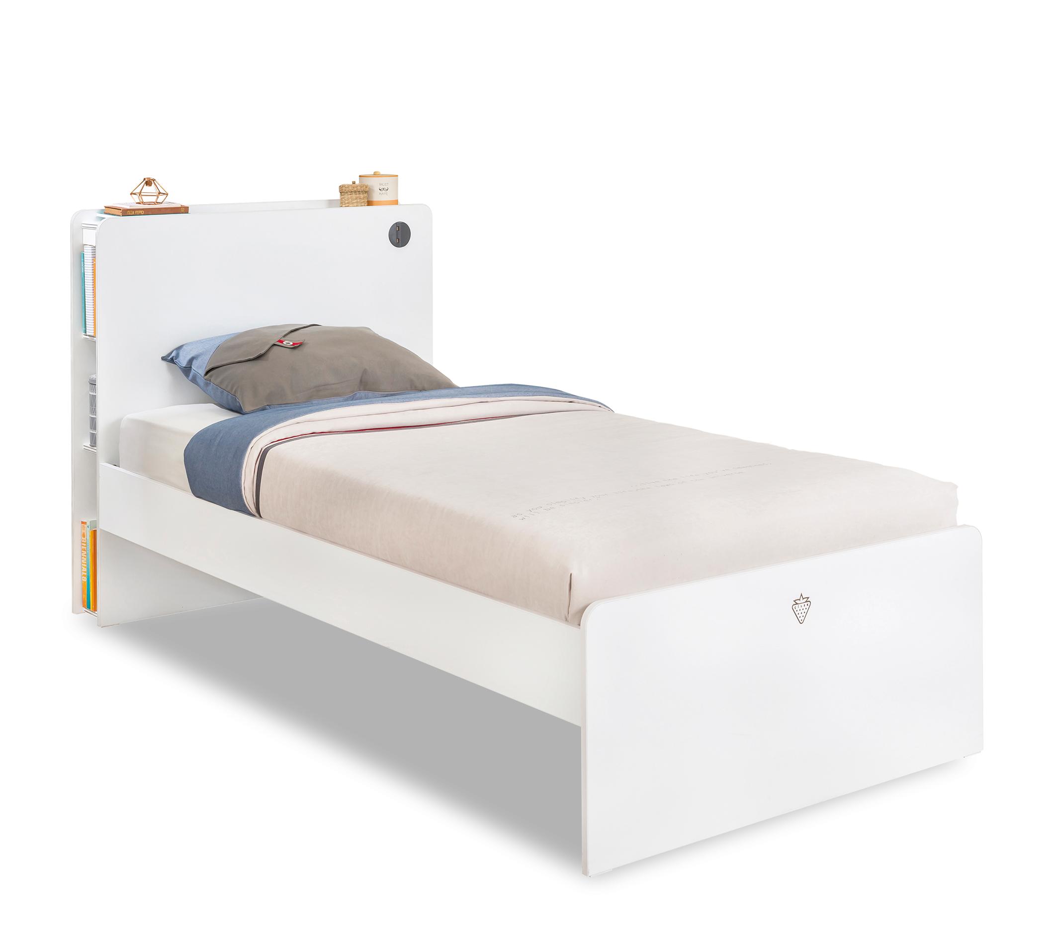 Cilek White Large 120x200cm Jugendbett Bett Ideen Jugendbett Bett