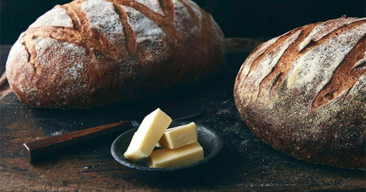 Recipe: French-Style Country Bread - CBS News