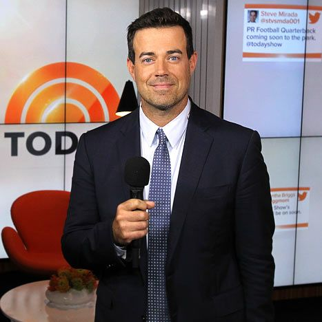 Carson Daly Joins Today Show They Re Hazing Me With Images