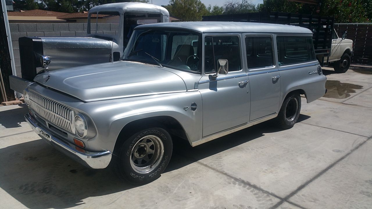 1966 International Harvester Travelall for sale near Las