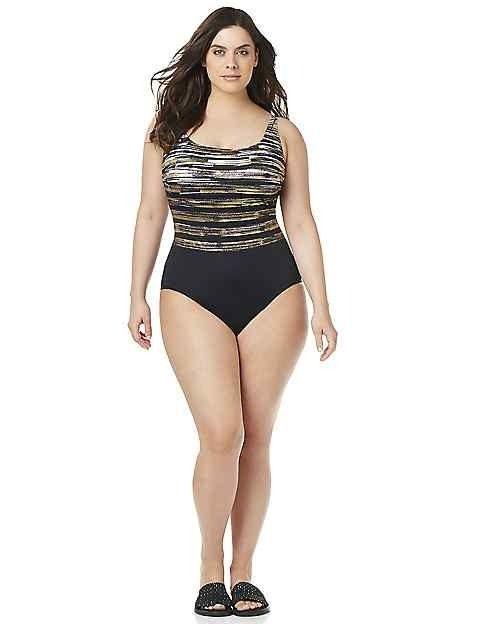 catherine plus size swimwear - Siteze