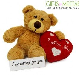 Buy Send Online Gifts For Valentines Propose Day To India Valentine Him Her Boyfriend Girlfriend Wife And Husband