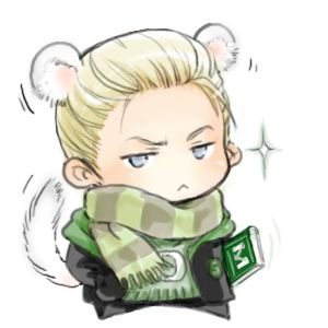 This is Q-Draco Malfoy-puppy by woshibbdou, but I think he ...
