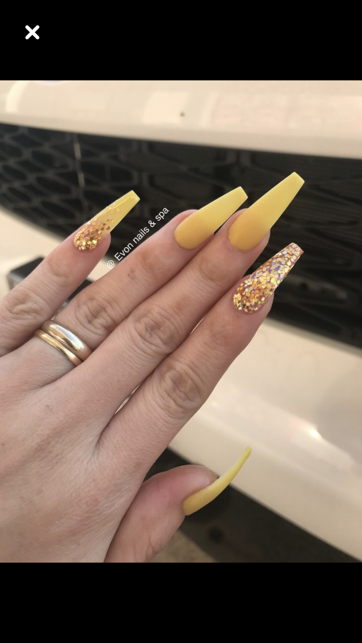 Love And Pintification Follow Marsbelleza Yellow Nails Design Cute Acrylic Nail Designs Yellow Nails