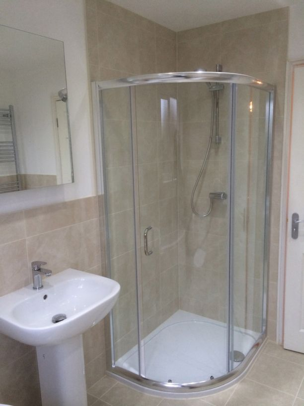 Bathroom Design Installation In Alwoodley Leeds Bathroom Design Quadrant Shower Bathroom