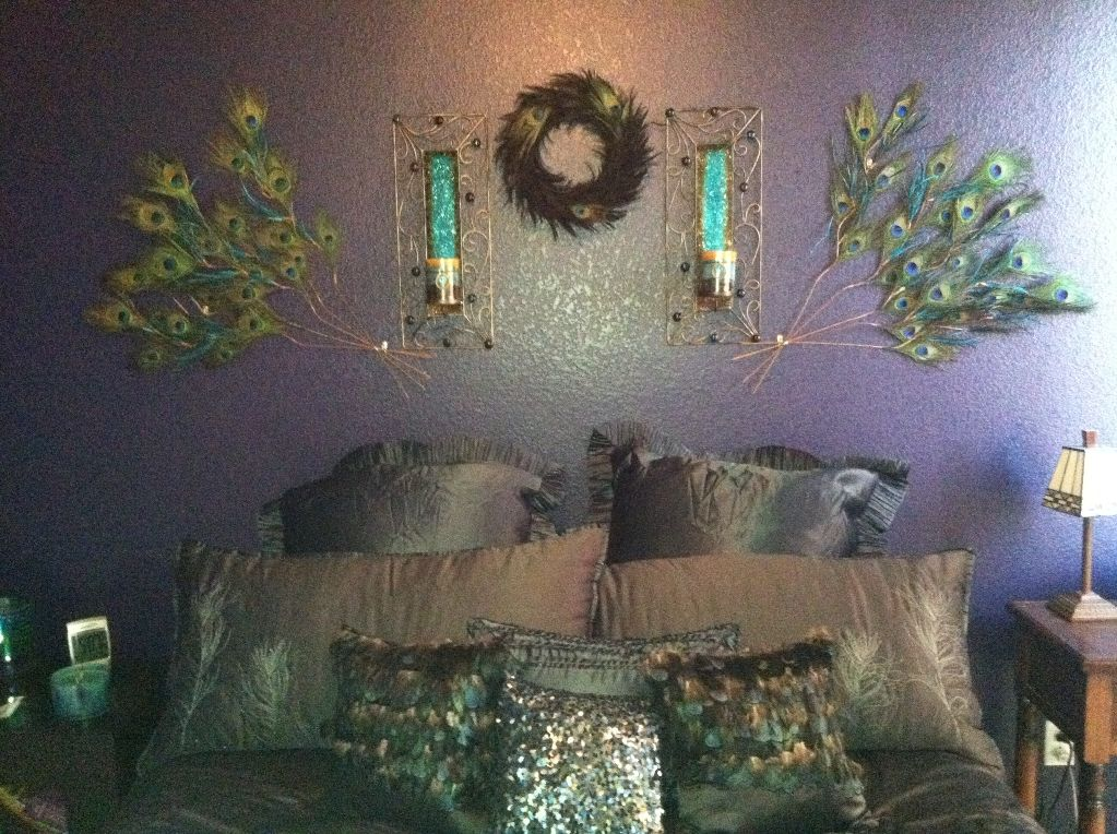 Wonderful Peacock Home Decor Ideas