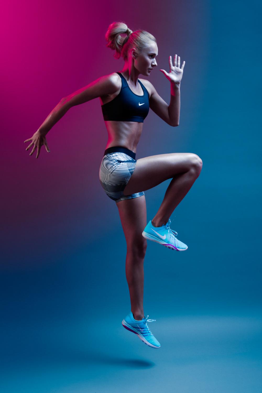 Garrett Byrum | Photographer - Harper | Nike | Neon Studio