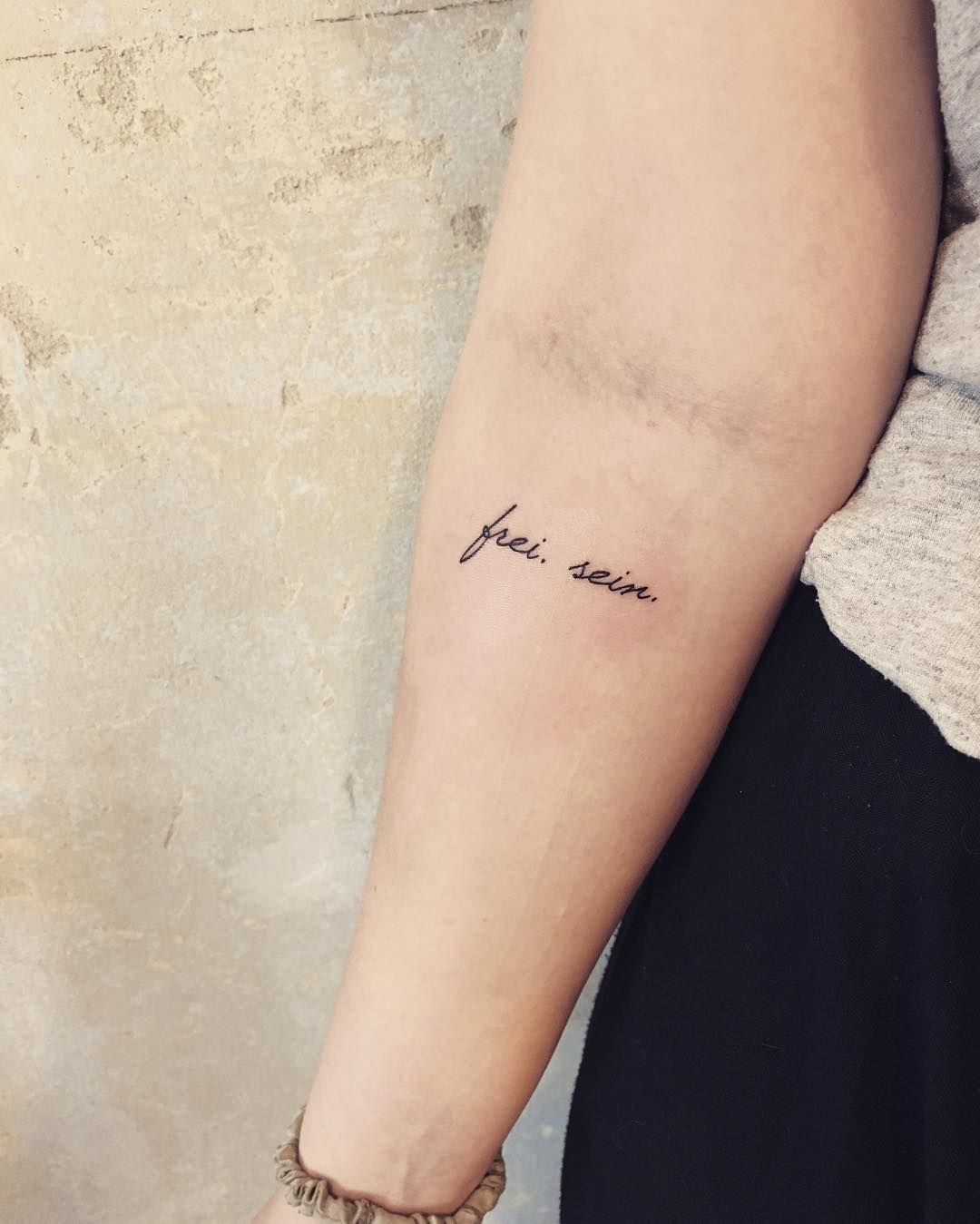 Quote Tattoos | POPSUGAR Smart Living | Tattoos ✝ | Tattoos ...