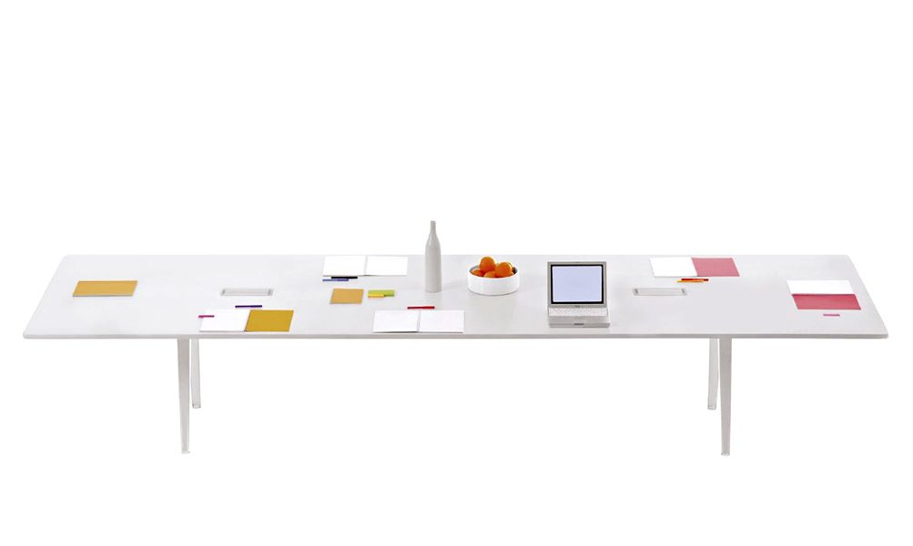 joyn work table by the bouroullec brothers for vitra pao. Black Bedroom Furniture Sets. Home Design Ideas