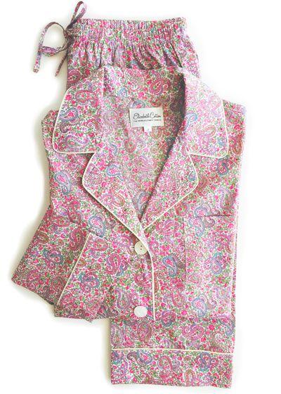 43afc4fc51 Liberty of London Cotton Pajamas