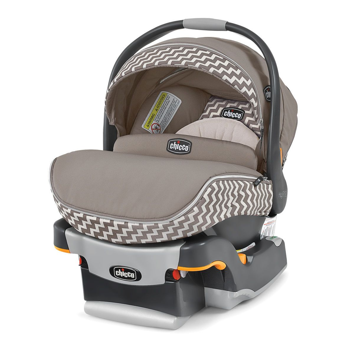 Chicco Keyfit 30 Zip Infant Car Seat + Base for babies up ...
