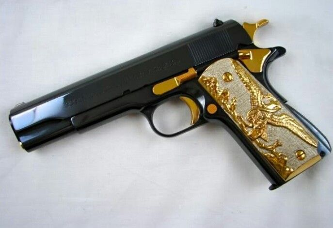 Pin De Ruben Moran En Armas Pinterest Pistola 1911 Armas Y Pistolas