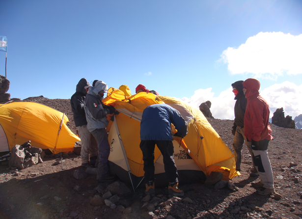 Aconcagua Expeditions without Guides