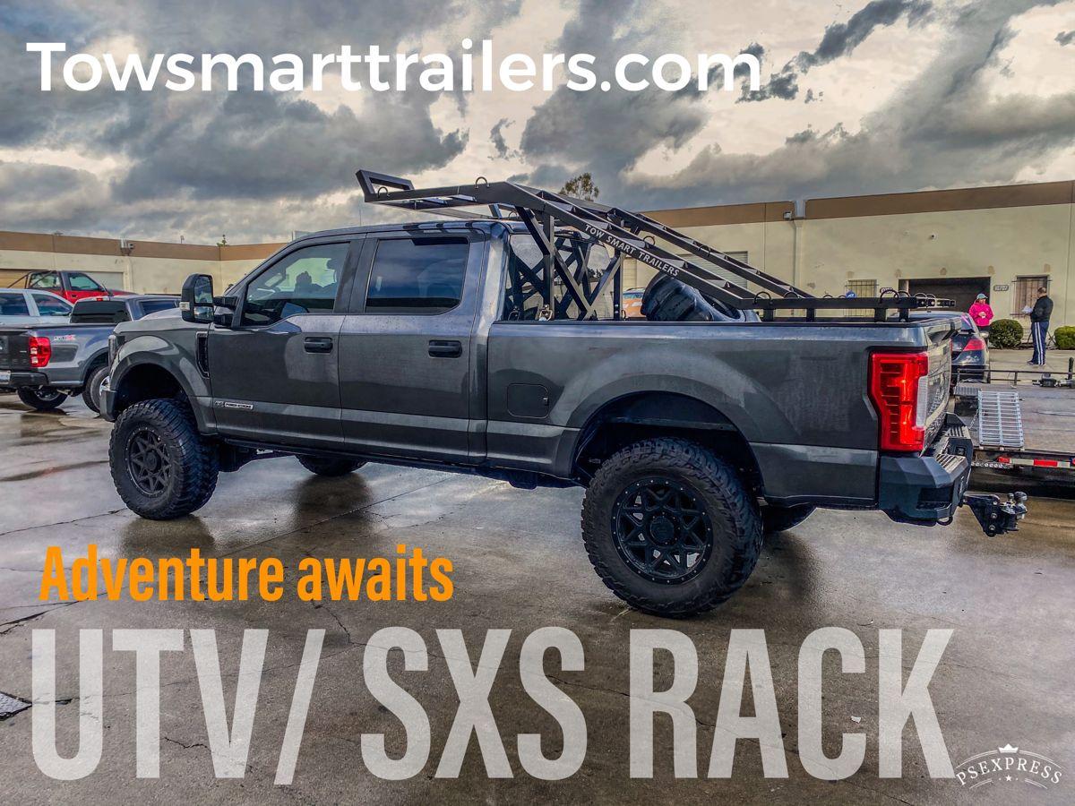 utv sxs truck rack in 2021 trucks