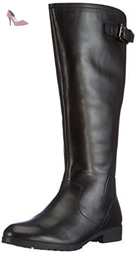 25515, Bottes Classiques Femme, Gris (Dark Grey 205), 37.5 EUCaprice