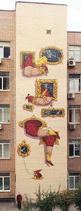 Russia #streetart