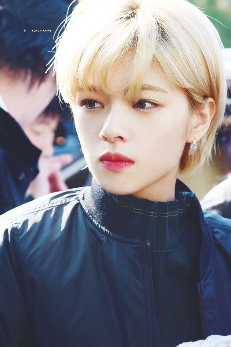 Twice jeongyeon jungyeon in pinterest kpop hair and