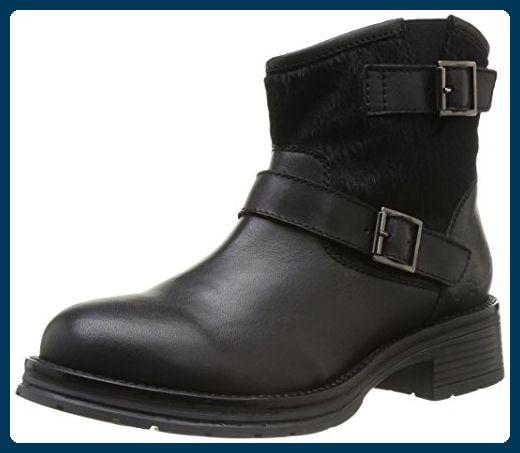 Redskins Yala, Damen Stiefel & Stiefeletten Schwarz schwarz 39 - Stiefel  für frauen (*