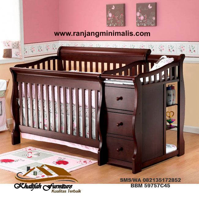 Tempat Tidur Bayi Ttb15 Boks Bayi Tempat Tidur Bayi Mebel