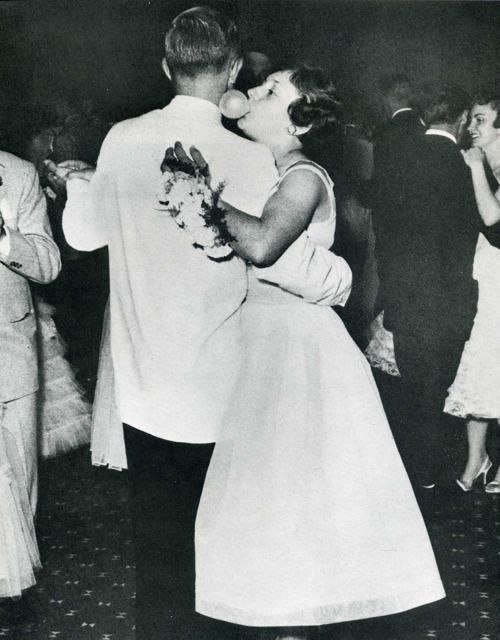 Vintage High School Proms