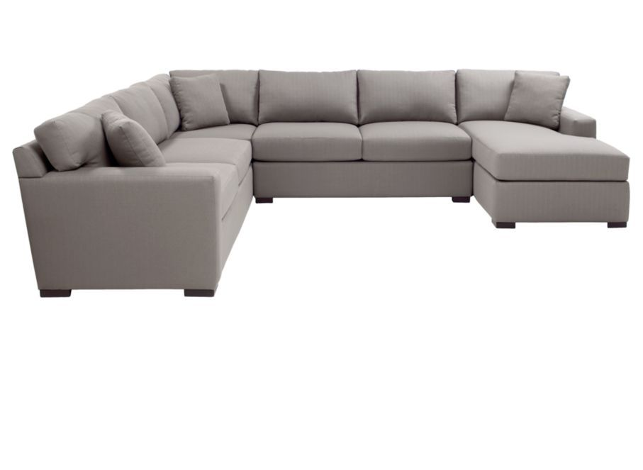 Phoenix Sectional - 4PC | Sofas | Furniture | Z Gallerie ...